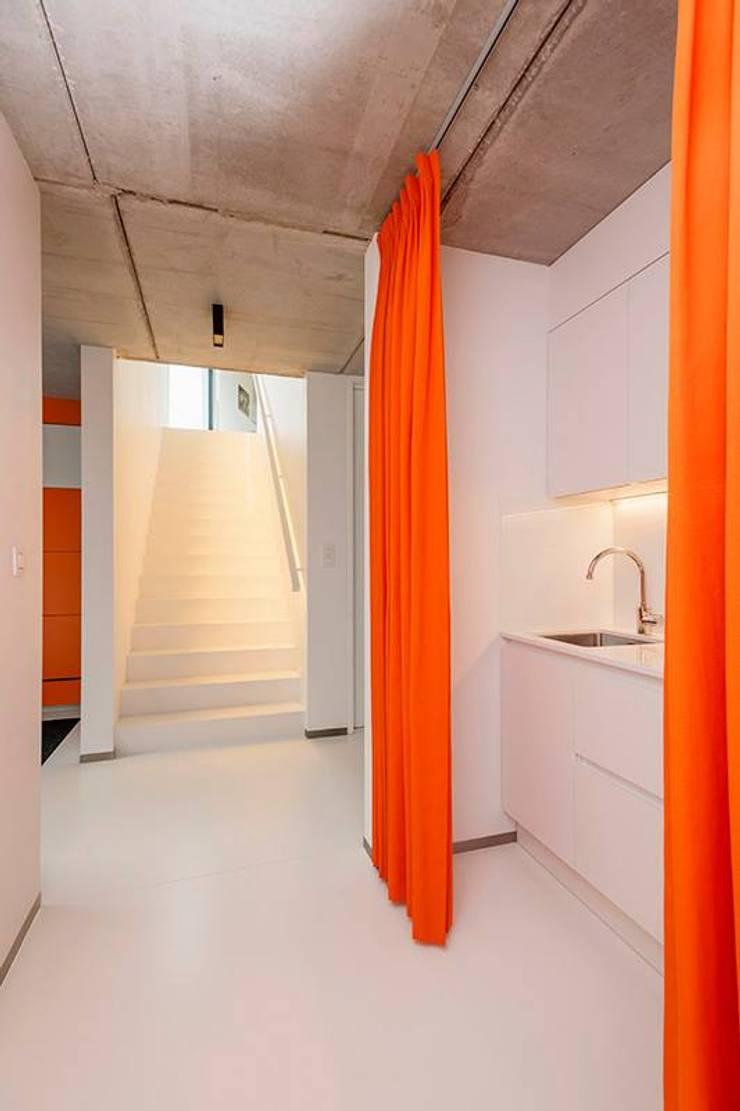 Nijsten – Vandeput:  Keuken door Architectenbureau Dirk Nijsten bvba