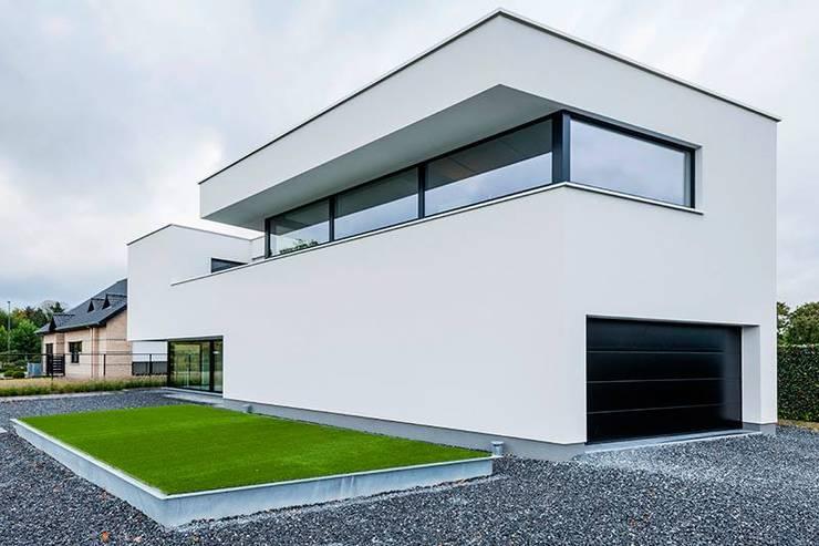 Nijsten - Vandeput:  Huizen door Architectenbureau Dirk Nijsten bvba