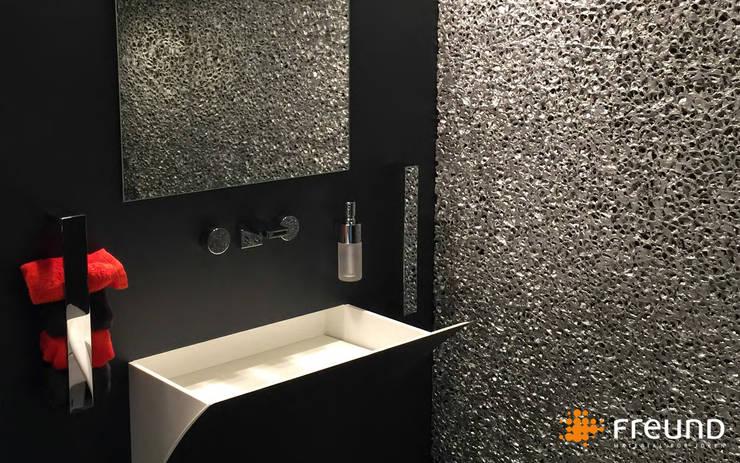 modern Bathroom تنفيذ Freund  GmbH
