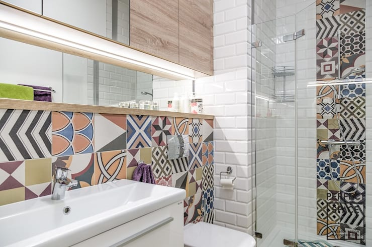 Ванные комнаты в . Автор – Perfect Space