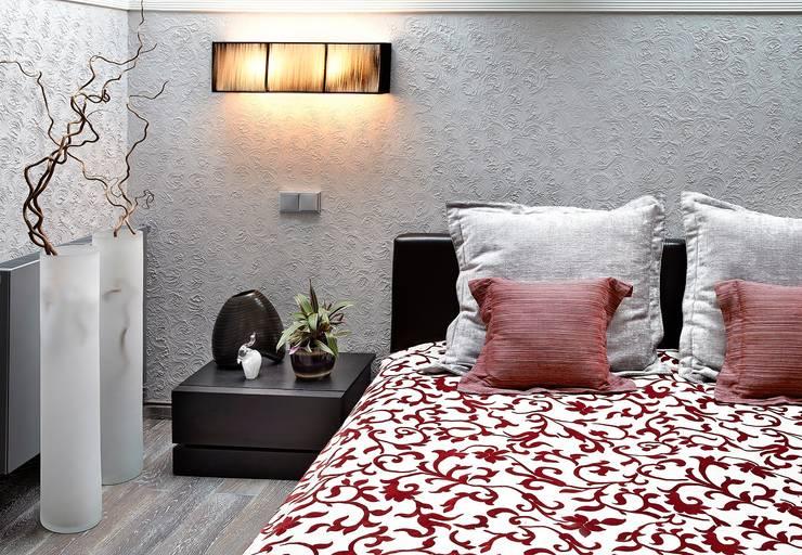 Modern style bedroom by Irina Derbeneva Modern
