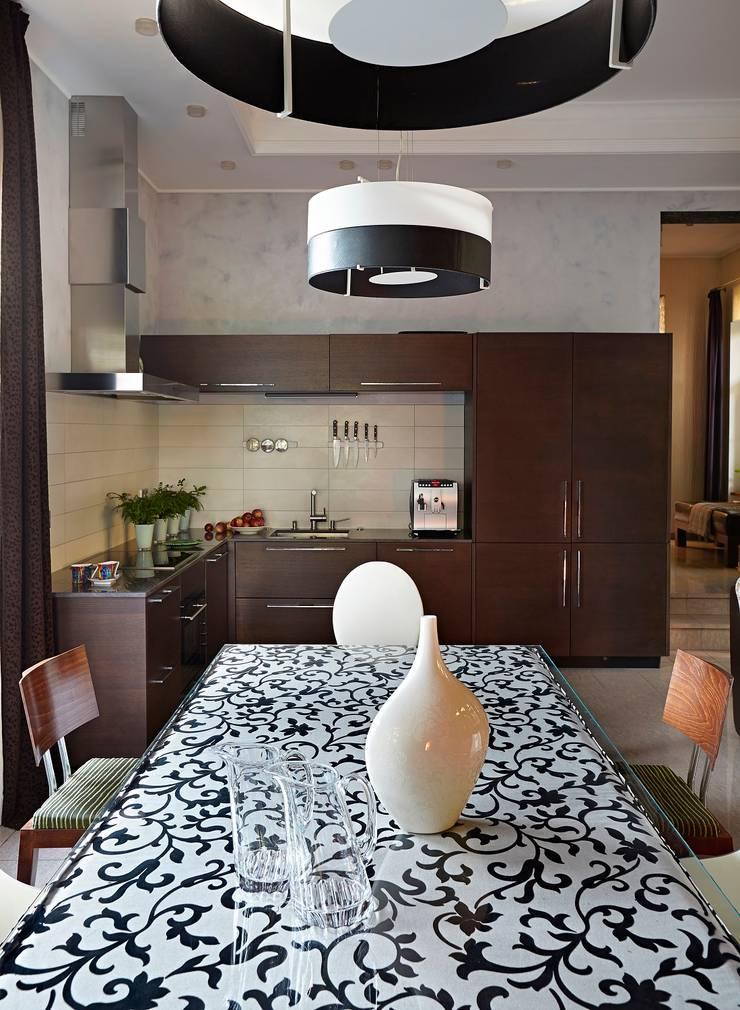 Modern kitchen by Irina Derbeneva Modern