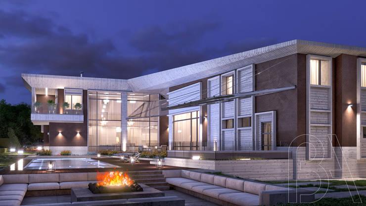 Pivot house: Дома в . Автор – BOOS architects