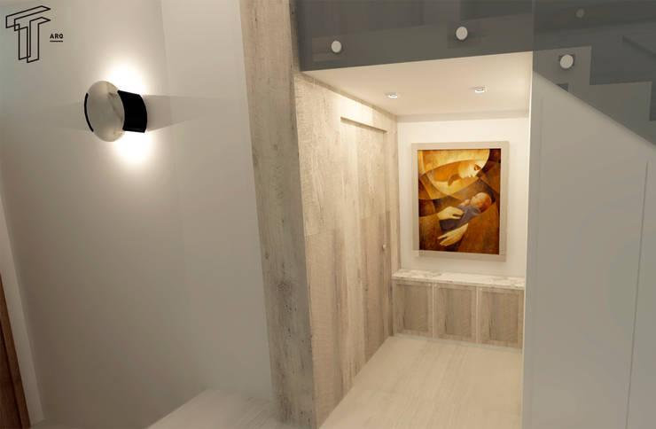 Koridor dan lorong by TAMEN arquitectura