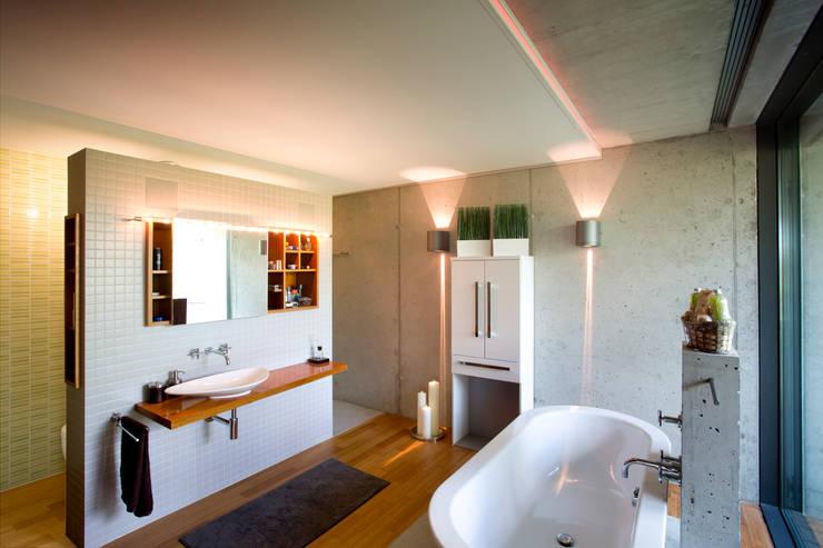 Ванные комнаты в . Автор – Klaus Geyer Elektrotechnik