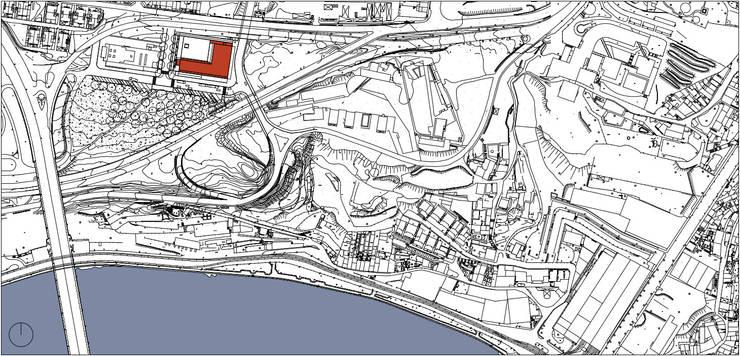 Planetário e Centro de Astrofísica do Porto:   por José Soares Arquitecto LDA