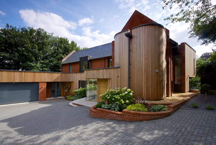 Ombu, Henley on Thames: modern Houses by Hayward Smart Architects Ltd