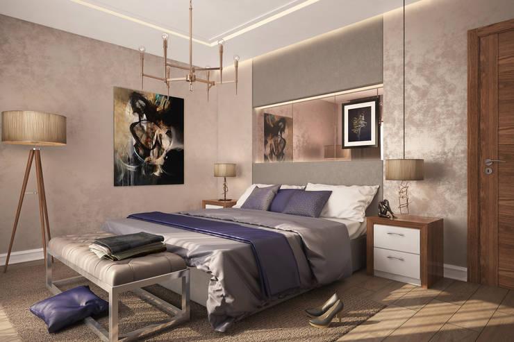 Modern Bedroomu2014Turkey 2015