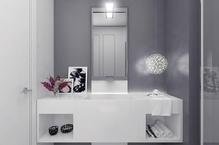 حمام تنفيذ Ammar Bako design studio