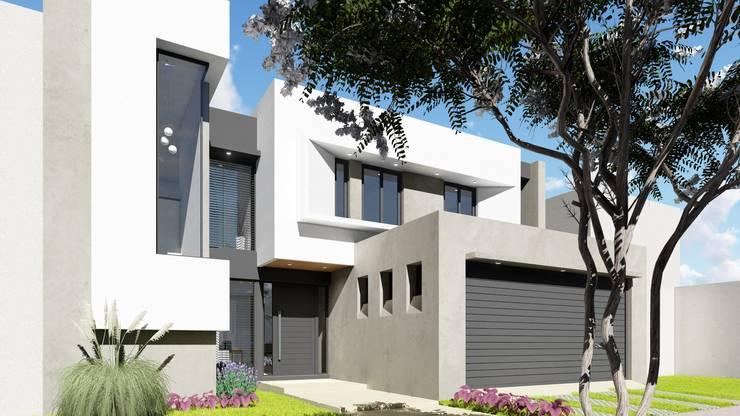 房子 by ARBOL Arquitectos