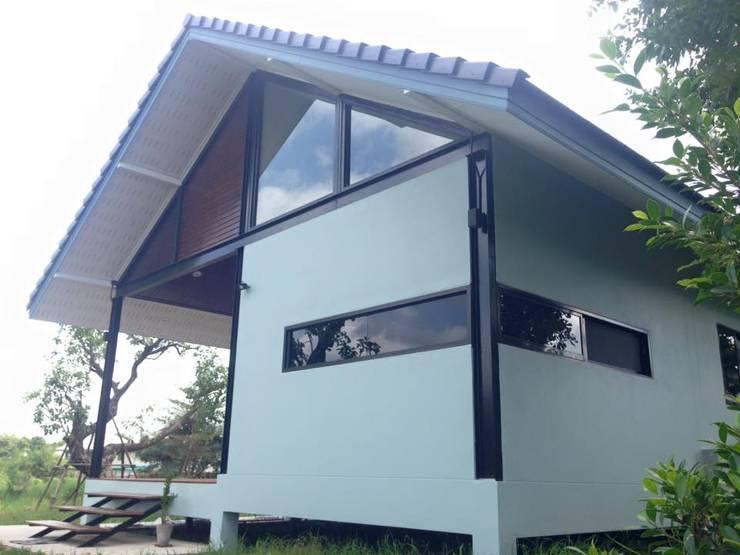 ต้นสร้าง 31 บ้านพักสไตล์ญี่ปุ่น:   by ต้นสร้าง วิศวกรรม