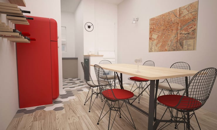 Kitchen by LAB16 architettura&design