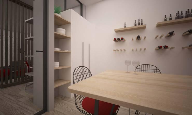 Dapur by LAB16 architettura&design