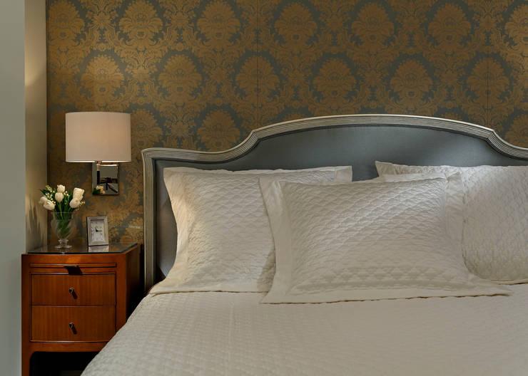Bedroom Details:  Bedroom by Douglas Design Studio