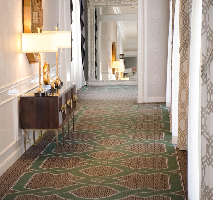 Historic DC Hotel:  Hotels by Lux Design Associates