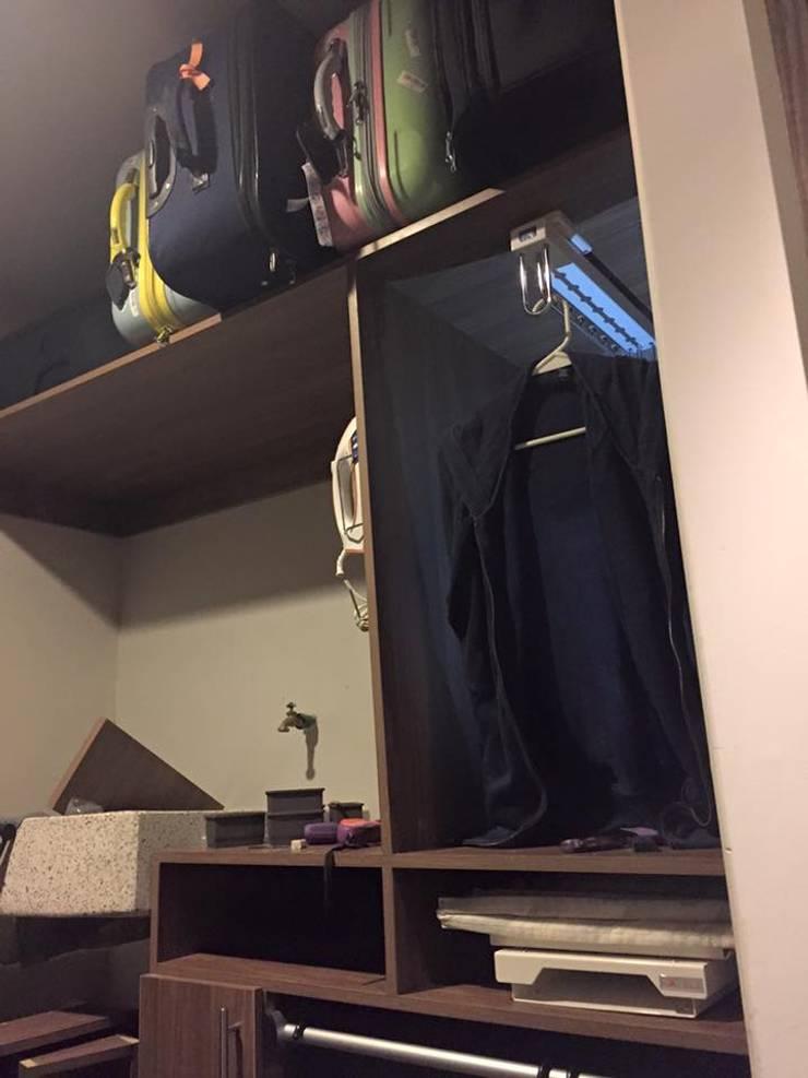 Mobiliario cuarto de servicio: Hogar de estilo  por L&G Arquitectos