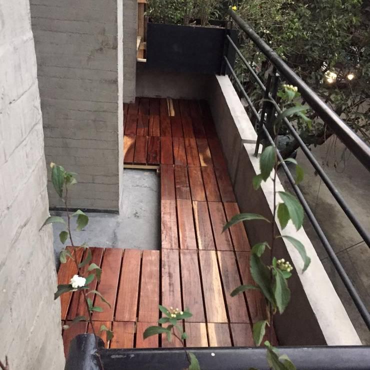 Terrazas de estilo  por L&G Arquitectos