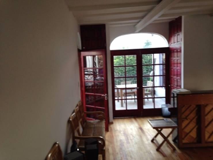 Terraza : Estudios y oficinas de estilo  por L&G Arquitectos