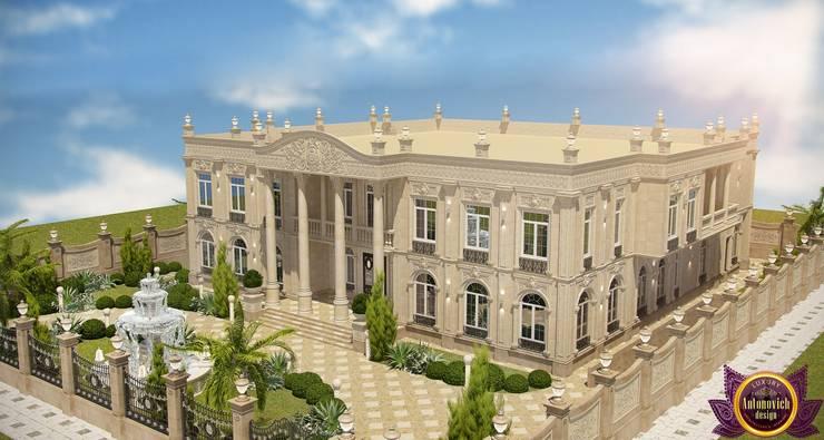 Architectural design of Katrina Antonovich:  Houses by Luxury Antonovich Design