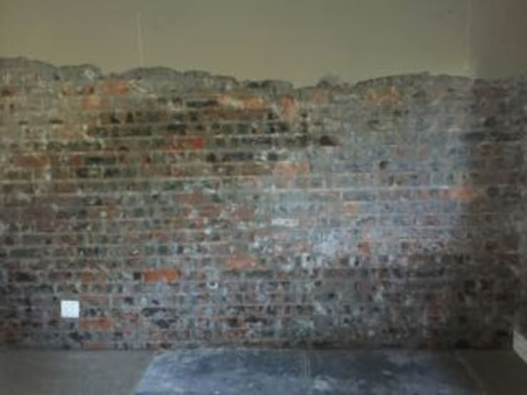 Damp proofing:   by Painterinc