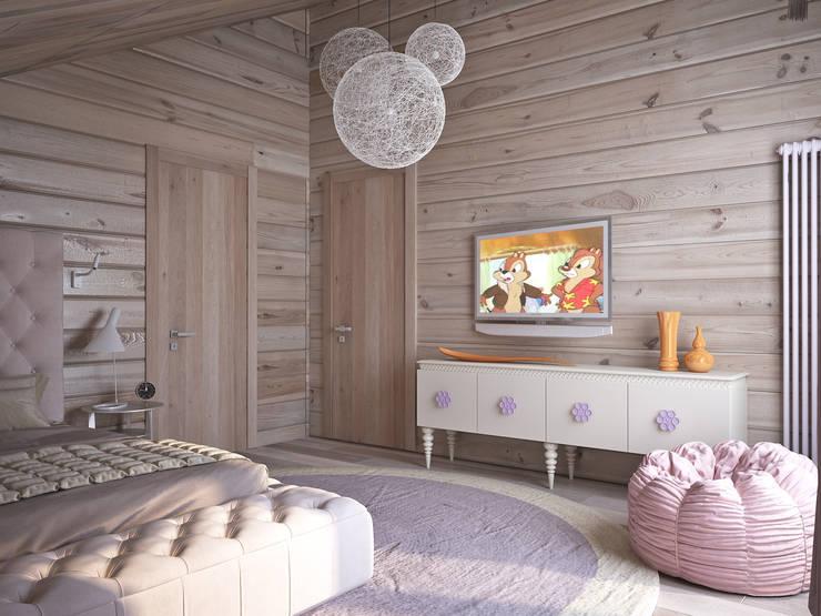 Nursery/kid's room by премиум интериум