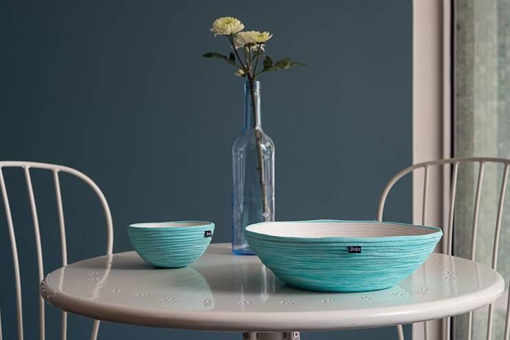 Blue Sky bowls: Casa  por Jinja