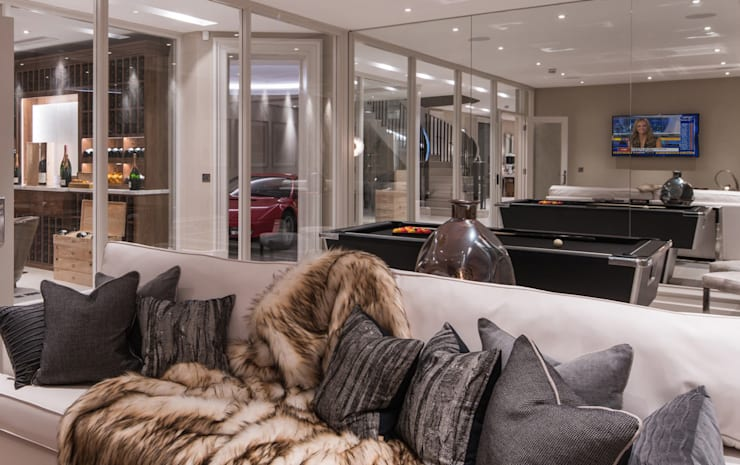 Games Room:   by CTS Systems