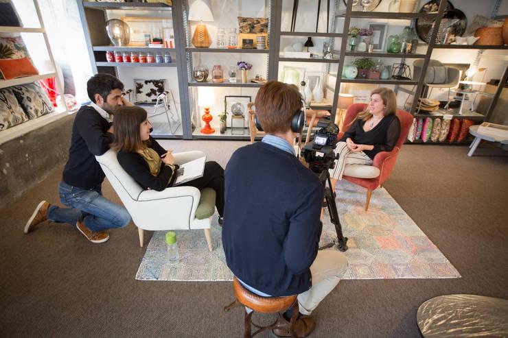 Making Of de filme: Casa  por Glamour'arte