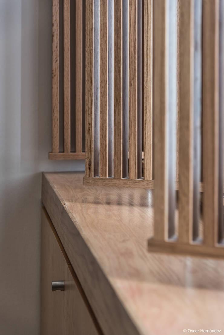 Oratorio Opus Dei / DHD Arquitectos:  de estilo  por Oscar Hernández - Fotografía de Arquitectura