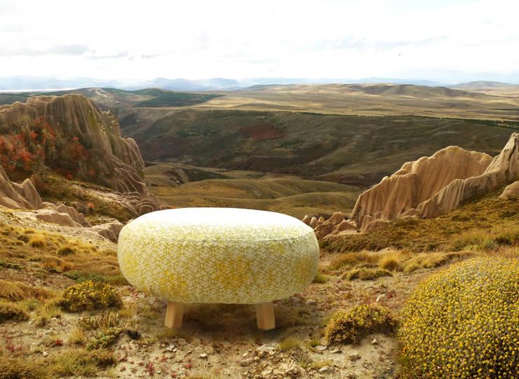 Banco Neneo Hembra: Hogar de estilo  por TocToc - Muebles y Objetos Argentinos,