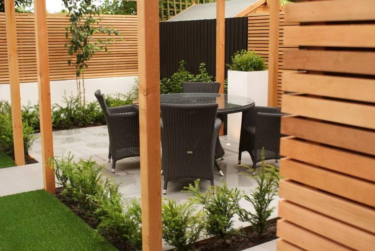 Garden Design Didsbury Modern garden by Hannah Collins Garden Design Modern