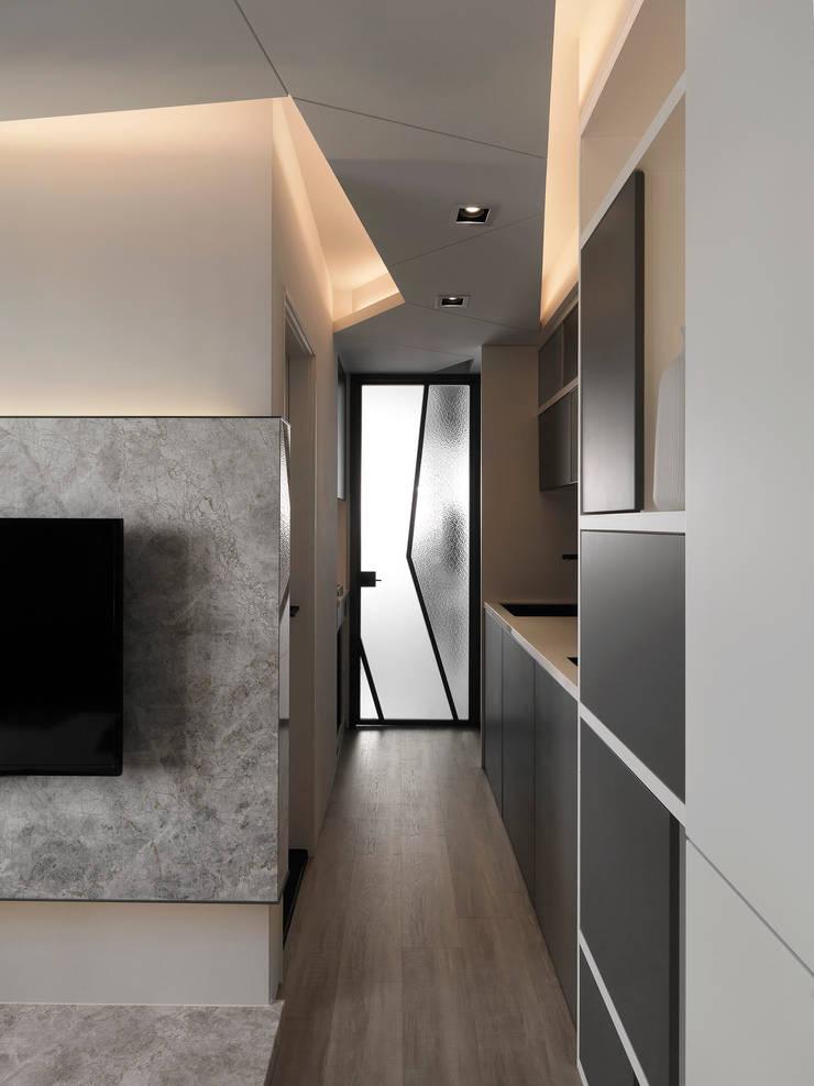 方寸之間:  房子 by 樸暘室內裝修有限公司