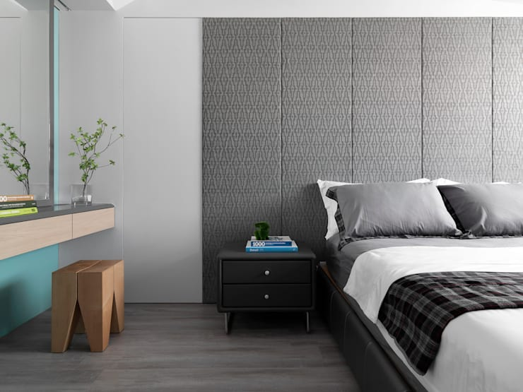 غرفة نوم تنفيذ 樸暘室內裝修有限公司