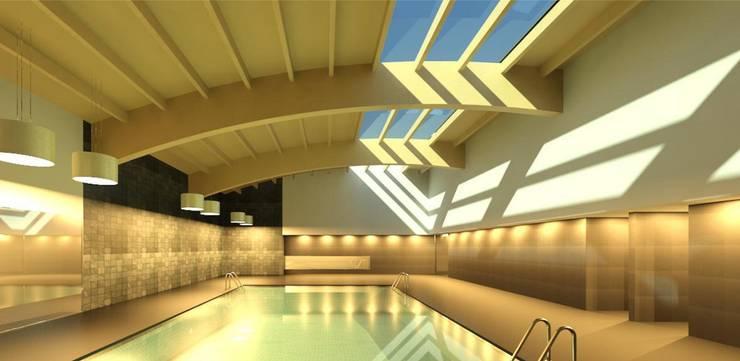 modern  oleh 2levels, Arquitetura e Engenharia, Lda, Modern