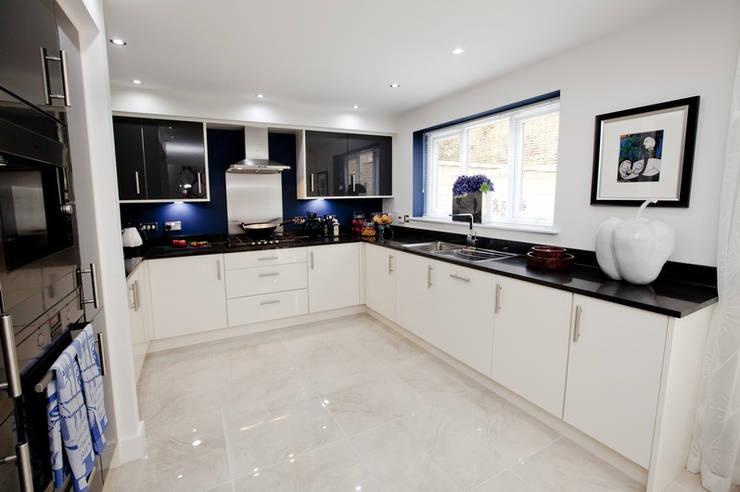 Projekty,  Kuchnia zaprojektowane przez Graeme Fuller Design Ltd