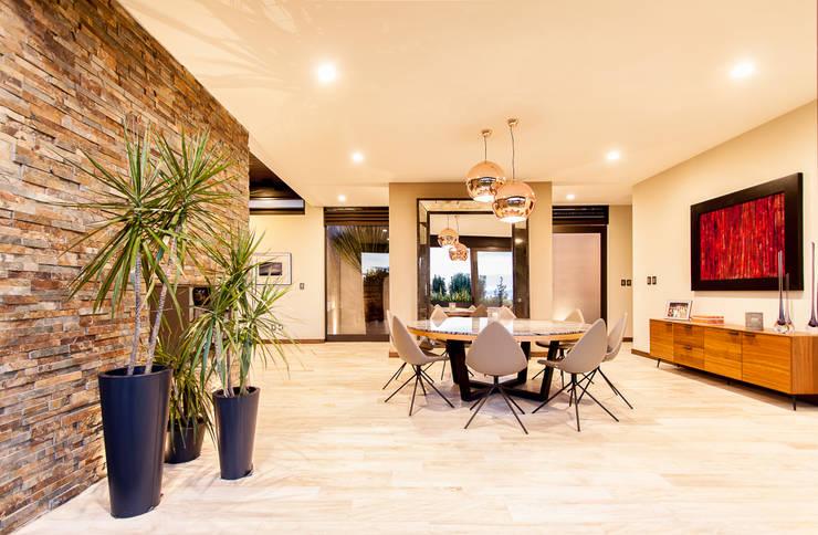 غرفة السفرة تنفيذ Loyola Arquitectos