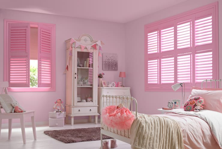 Nursery/kid's room by Thomas Sanderson