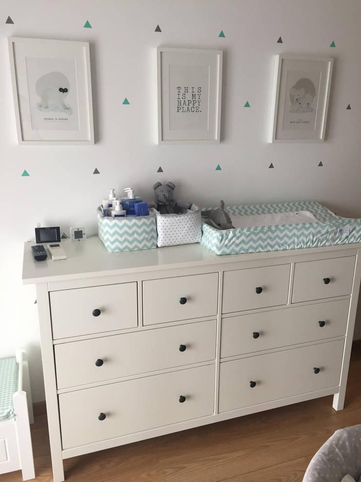 Nursery/kid's room by By Mom