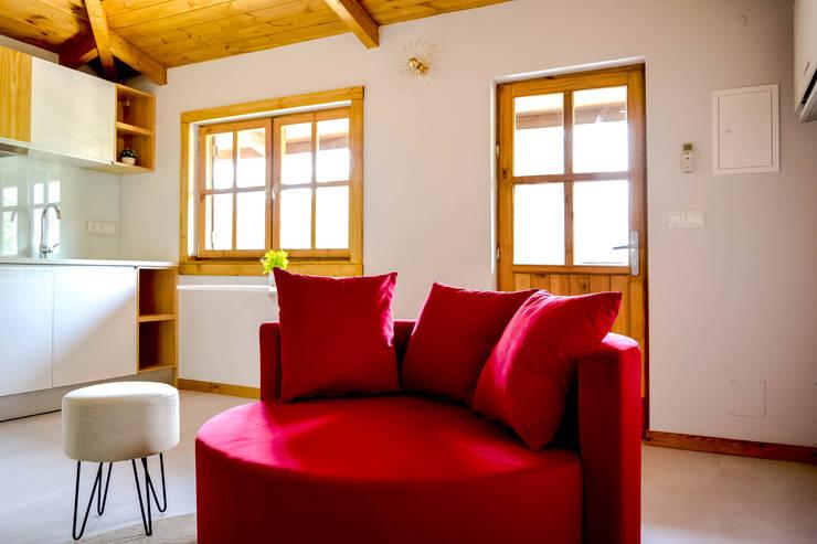 Turismo Rural | Casa Espigueiro: Salas de estar  por Tó Liss