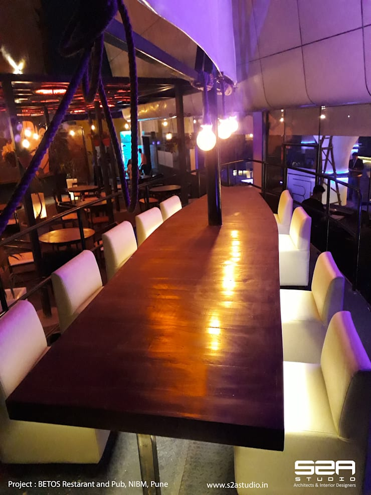 BETOS:  Bars & clubs by S2A studio