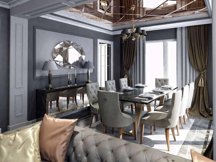 modern Dining room by VERO CONCEPT MİMARLIK