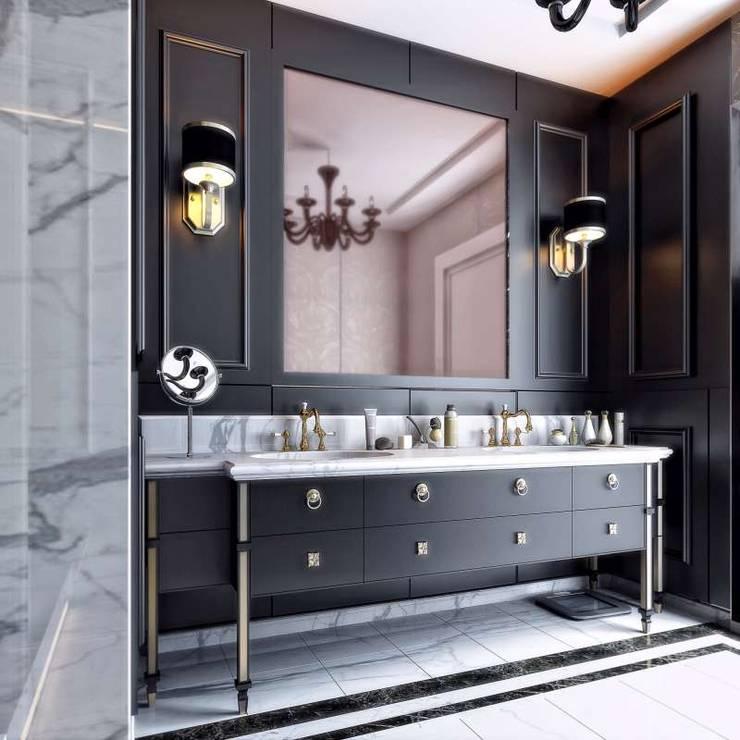 modern Bathroom by VERO CONCEPT MİMARLIK