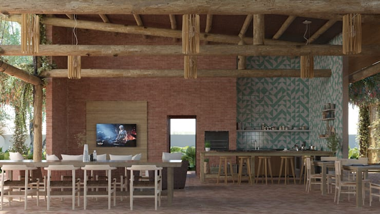Kitchen by studiojordanovalota