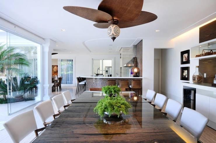 de style  par Quitete&Faria Arquitetura e Decoração, Rustique