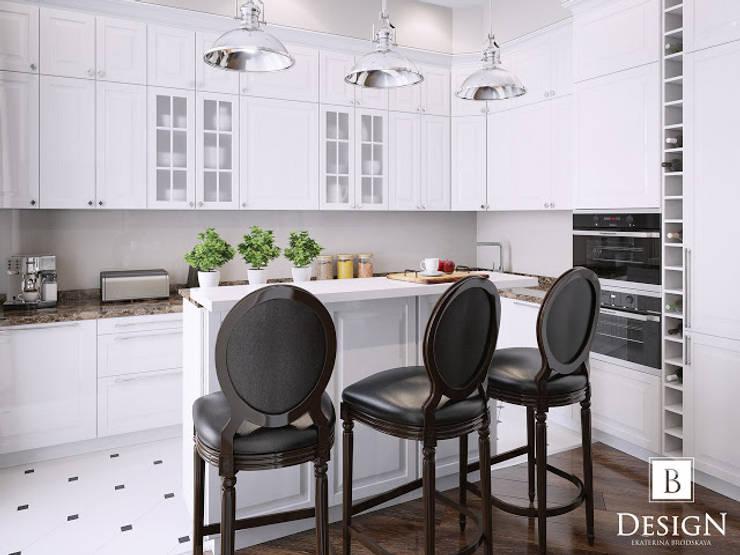 Cocinas de estilo  por B-design