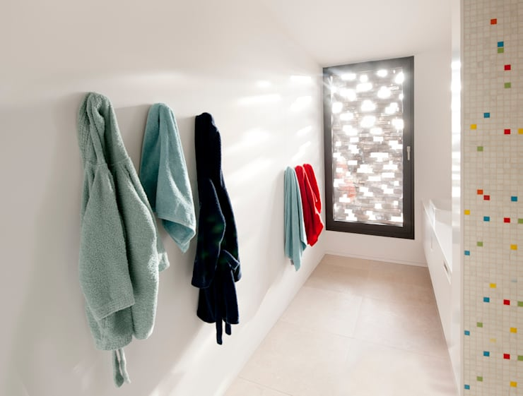 G31:  Badkamer door das - design en architectuur studio bvba