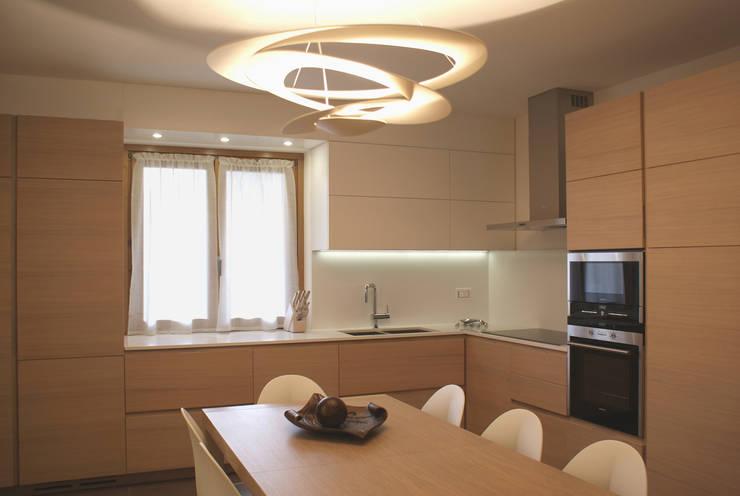 modern Kitchen by GRITTI ROLLO | Stefano Gritti e Sofia Rollo