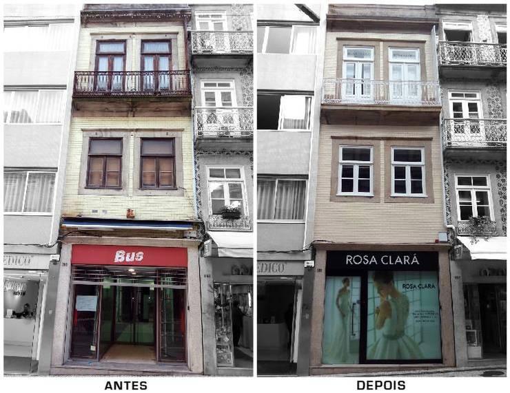 Rosa Clará_Porto:   por Desigual - Arquitectura de Interiores, Lda