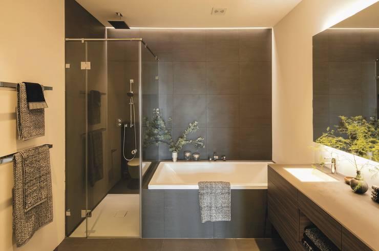 Apartimentum_badkamer 1:  Badkamer door KALDEWEI Nederland