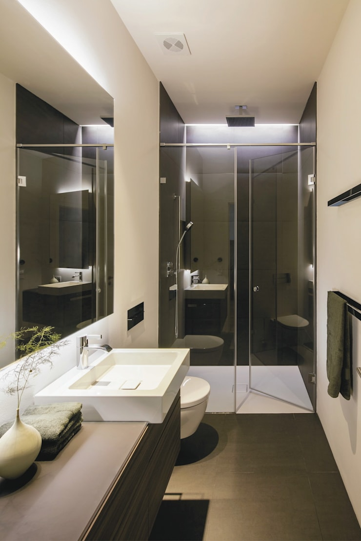 Apartimentum_badkamer 2:  Badkamer door KALDEWEI Nederland, Modern